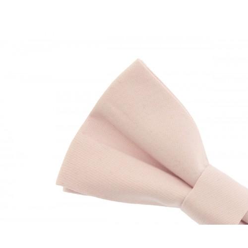 Peach Men's Pre-Tied Bow Tie