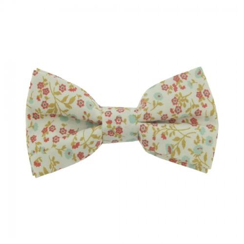 Flora Blossom Men's Pre-Tied Bow Tie