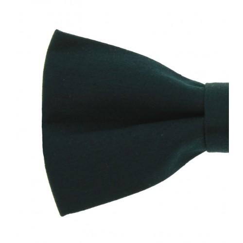 Dark Green Men's Pre-Tied Bow Tie
