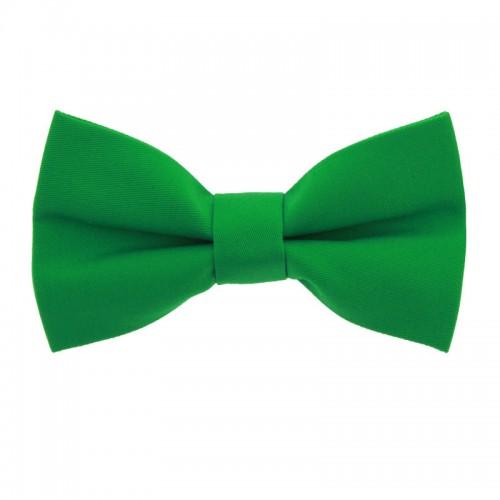 Light Green Men's Pre-Tied Bow Tie