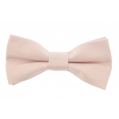 Peach Kid Pre-Tied Bow Tie 7-14 Years Old
