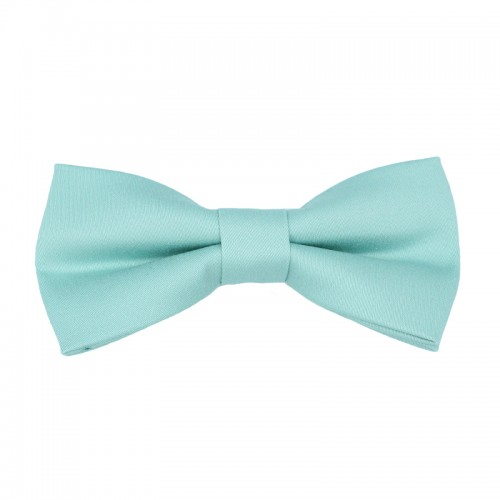 Pistachio Kid Pre-Tied Bow Tie For 7-14 Years Old