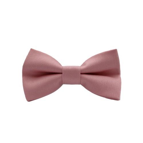 Pink Kid Pre-Tied Bow Tie 7-14 Years Old